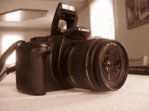 Digitale Spiegelreflexkamera für Einsteiger