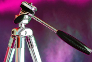 Digitale Spiegelreflexkamera Kamera Stativ
