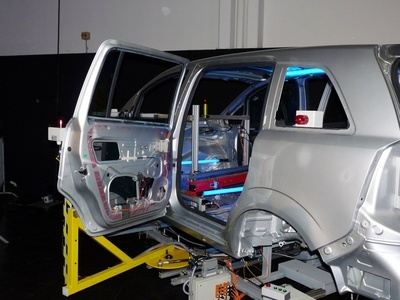 Automobil Roboter