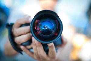 Kamera für Berufsfotografen