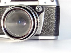 Autofokus DSLR Kamera