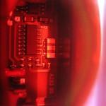 Autofokus mittels Infrarot