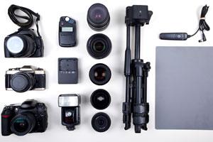 Kameraaustattung
