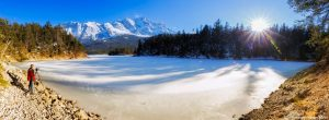 Berge-Fotografie