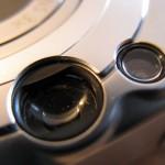 Digitalkamera Makro Aufnahme