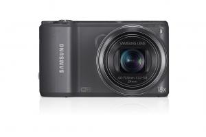 Digitalkamera Samsung Schwarz