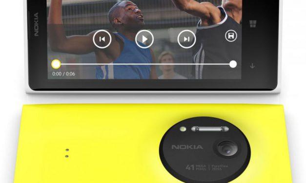 Nokia Lumia 1020: 41 Megapixel im Smartphone