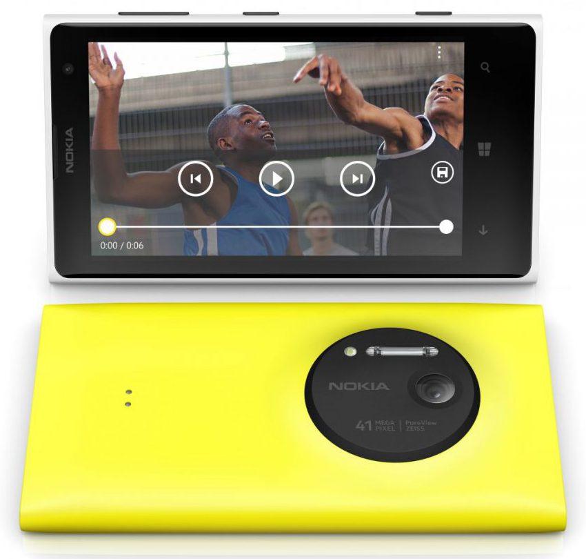 Nokia Lumia 1020 HD Video