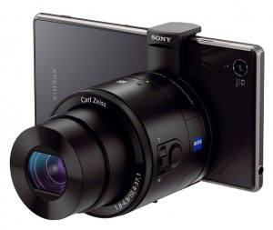 Sony Xperia Z1 optisches Zoom Objektiv