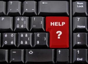 Firmenseminar Tastatur Hilfe