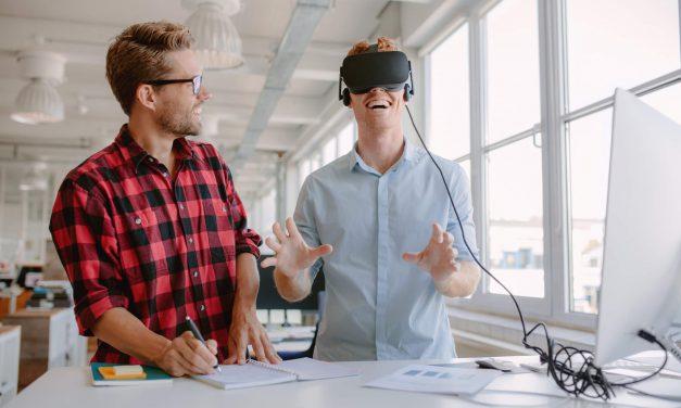 VR-Brille: Das Potenzial von Virtual Reality