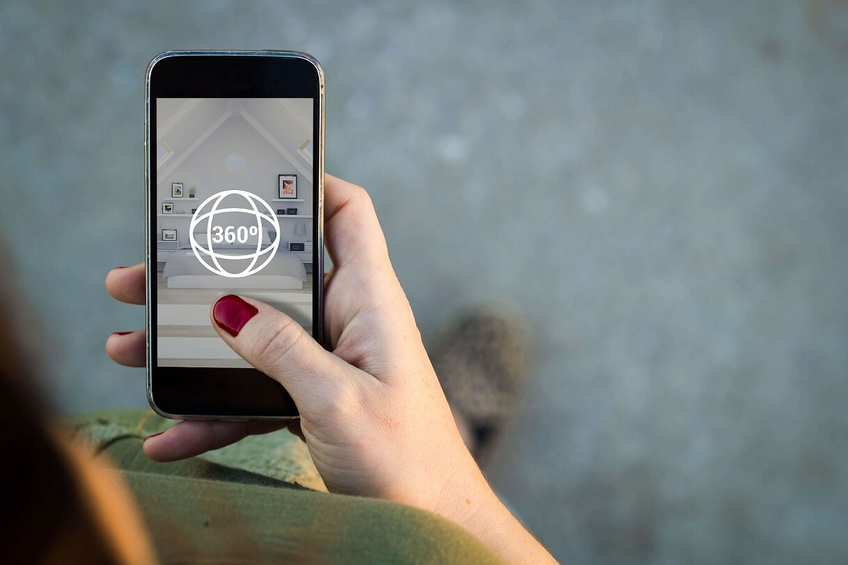 360 Grad Foto mit dem Smartphone