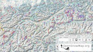 Google-Maps-Alternative OpenSnowMap